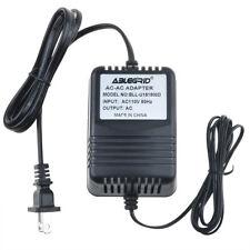 AC to AC Adapter for Alesis ModFX FAZE Smashup MODFX- PHILTRE 9V Power Cord PSU