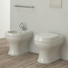 Sanitari classici filoparete Ceramica Azzurra Charme prezzo wc bidet sedile soft
