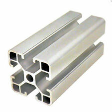 4040 Aluminum Profile 500mm 1000 1500, Anodized, Slotted Channel (4 Pc's)
