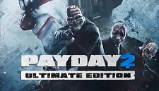 PAYDAY 2 - Steam PC, VR Available