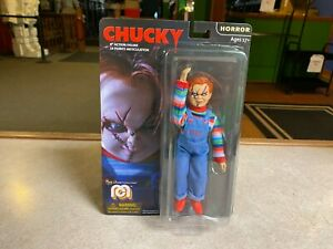 "2020 Mego Legend Horror Movie Child's Play CHUCKY 8"" Action Figure Wave 9 MOC"