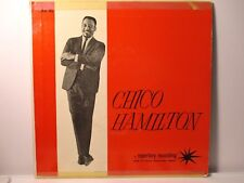 The Chico Hamilton Quintet Sesac 45 EP  Picture Sleeve  Eric Dolphy  Cool Jazz