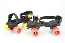 Ancienne paire de patins à roulettes  MISTRAL (Réf#D-048)