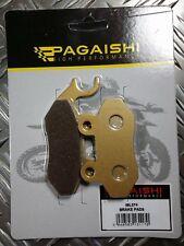 pagaishi AVANT coussinets pour Pegasus Solero 25 2000 - 2001