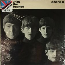Sealed EMI UK LP THE BEATLES With The Beatles - Early Two Box British Pressing