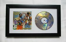 * DJ JAZZY JEFF * signed framed CD * FRESH PRINCE * HOMEBASE * COA * 1