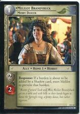 Lord Of The Rings CCG Card RotEL 3.R110 Melilot Brandybuck, Merry Dancer