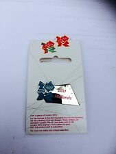Londres 2012 Olympic pin badge-East Midlands-Nouveau