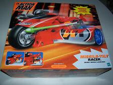Action Man Missile Tilt Racer Hasbro Factory Sealed!