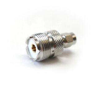 Adapter SMA-Stecker / PL-Buchse