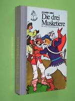 Die drei Musketiere - Alexandre Dumas - 1971 BSV Klassiker Geb. (101)