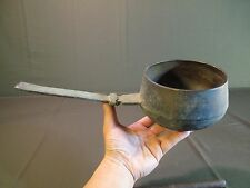 Rare Korean Joseon dynasty Bronze Chinese Herb Boiling Pot