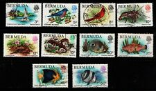 Bermuda 1978 Wildlife selection to 60c Used