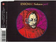 ENIGMA sadness part 1 CD MAXI sandra michael cretu
