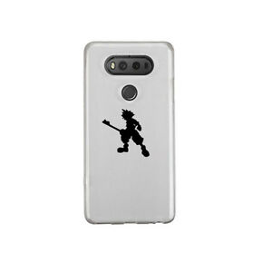 Kingdom Hearts Sora Sticker Die Cut Decal for mobile cell phone Smartphone Decor