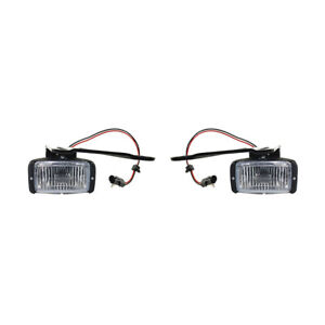 NEW RIGHT AND LEFT FOG LIGHTS FITS GMC C1500 C2500 1988-1992 16524927 GM2593106