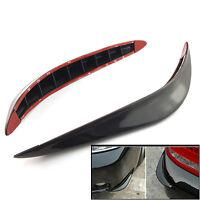 Car SUV Bumper Anti-rub Crash Bar Exterior Scratches Protector Decoration Strips