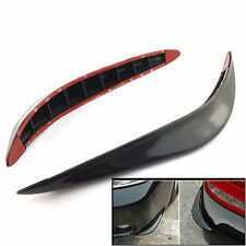 Car SUV Bumper Anti-rub Crash Bar Exterior Scratches Protector Decoration Strips