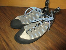 Five Ten 5.10 Stealth Onyx Siren Climbing Lace Up Shoes Women's 6.5