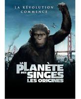DVD La planète des Singes les Origines Occasion