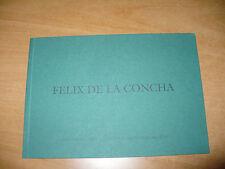 GALLERIA ANTONIA JANNONE FELIX DE LA CONCHA MOSTRA 1993 PRES.MARTINA CORGNATI