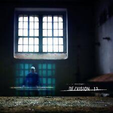 DE/VISION 13 (Digisleeve Edition) CD 2016