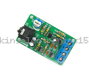 DIY Kit DC 12V White Noise Signal Generator 2-Channel Output Electronic