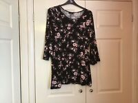YOURS LADIES TOP SIZE 20