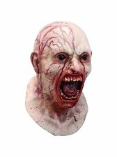 Infected Adult Latex Mask Zombie Apocalypse Diseased Blood Horror Halloween New