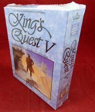 MAC: King's Quest 5 V - Sierra 1990 *New*