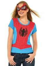 cee8a2c17e Rubies Costume Co Womens Marvel Universe Spider-girl Classic T Shirt Multi  Large