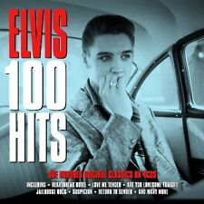 ELVIS - 100 HITS  4 CD NEW!