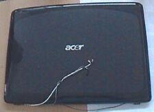 Display-Deckel incl. Mic WLAN-Kabel +Antennen für Acer Aspire 7520 G    #2252