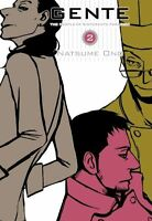 Gente (Vol. 1 - 3) English Manga Graphic Novels Set Brand New Lot Food.