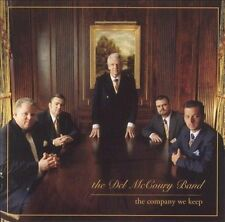The Company We Keep by The Del McCoury Band - Free Shipping From USA! Like New!
