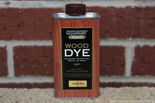250ml RONSEAL COLRON FURNITURE WOOD DYE STAIN ANTIQUE PINE FOR TV TABLES CHAIRS