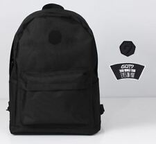 GOT7 2018 WORLD TOUR EYES ON YOU OFFICIAL GOODS VELCRO BACKPACK NEW