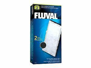 Fluval U2 Poly/Carbon Cartridge 2Pcs - 59009