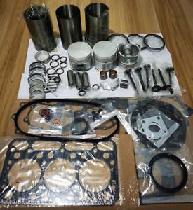 For Kubota D1105 Engine B26 B2601HSD B2601HSD-1 Overhaul Rebuild Kit