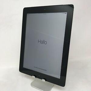 Apple iPad 4th Generation 32GB Black Unlocked Good Condition Screen Lifting