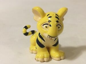 Neopets Yellow Tiger Kougra Figure