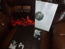 "A Split Second, Kiss Of Fury, German Animalzed 008-13391, LP, 12"" 1990"