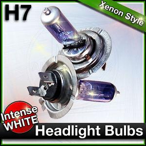 H7 477 VW SCIROCCO TIGUAN & TOURAN Car Headlight XENON Halogen Bulbs MAIN or DIP