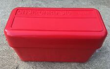 MTM Case-Gard S10 Shotshell Box w/Flip Top holds 10 shotshells 12 GAUGE BORE NEW