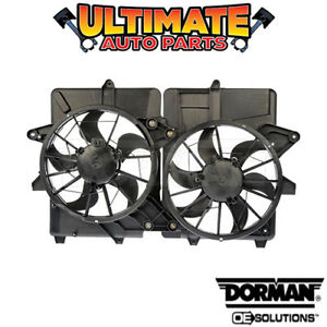 Radiator Cooling Fan (2.3L 4 Cylinder) for 2005 Ford Escape (Non-Hybrid)