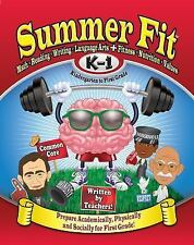 NEW Summer Fit, Grades K-1:Prepare for First Grade