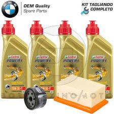 KIT TAGLIANDO COMPLETO OLIO CASTROL + FILTRO OLIO + ARIA BMW R1200 GS 1200 2008