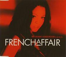Maxi CD - French Affair - My Heart Goes Boom (La Di Da Da) - #A2405