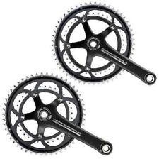 Platos y bielas negros para bicicletas 172.5mm