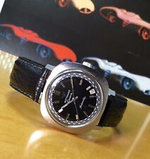 Vintage Wittnauer Automatic Mid Century Watch Rally Dial